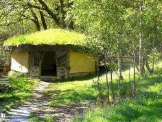 Caemabon, Wales. Natural Homes
