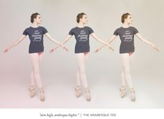 Aim high, arabesque higher / Cloud & Victory Spring/Summer 2015 - with Joy Womack