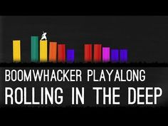 Rolling in the Deep - Boomwhackers - YouTube