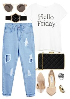 """""""eye of the tiger"""" by makeupgoddess ❤ liked on Polyvore"""
