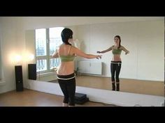HIP SLIDE in Bellydance - you learn the fundamental moves which will be combined to more advanced moves later.     Make sure, you know your basics before moving on. Every move introduced here will be practiced in with music in the upcoming videos!