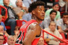 Jimmy Butler enfadado con la directiva de Chicago Bulls