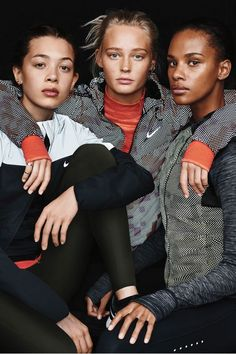 You bring the buddy system, we'll bring the gear. Explore running jackets, tights and shoes to keep up with your crew in the Nike Women Holiday Style Guide.