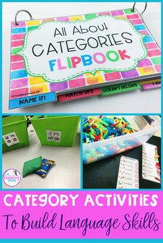 category activities