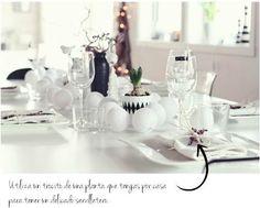 decoración mesa reyes low cost : via MIBLOG