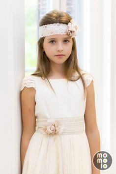 Ropa para niñas: Vestidos de Comunión, Tocados