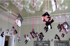 DIY | Raumdeko für Hochzeiten | Ballons mit Fotos | schwebende Heliumsballons | Empfohlen von Himmelreich Fotografie Marry Me, Wedding Designs, Tolle Bilder, Wedding Day, Diy Wedding, Dream Wedding, Wedding Stuff, Wedding Ballons, Wedding Planer