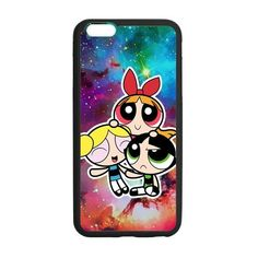 4fe1be0bd8 Amazon.com: Case.Store-The Power Puff Girls Phone Case Customized Hard  Textured Rubber Coated Snap-on Case for 6Plus Phone Cases 6Plus LK074: Cell  Phones & ...