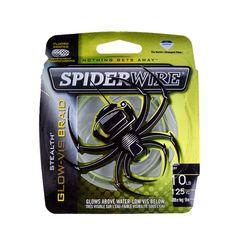 [US$22.56] Spiderwire GLOW-VIS 114m PE Braid Line 0.8-6.0 Size 2.7-36.2KG Drag Power Fishing Wire #spiderwire #glowvis #114m #braid #line #0.86.0 #size #2.736.2kg #drag #power #fishing #wire