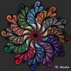 Pinwheels, Mandala, Art, Paintings, Fly Reels, Kunst, Mandalas, Wind Spinners, Coloring Pages Mandala