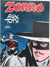 zorro alex toth - Google Search