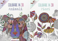 Art Theraphy Libri da Colorare per Adulti Colorare in 3D