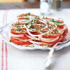 Creole Tomato Salad | CookingLight.com