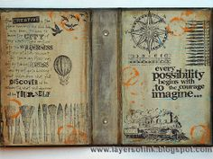 Layers of ink: Book of Random Things http://layersofink.blogspot.com/2013/09/book-of-random-things.html