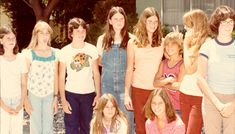back to school: the 1970's vs today ~  1. Take the kids downtown to go shopping at Sears for back to school clothes the last week of August. Get everyone a new pair of corduroys and a striped tee shirt. Buy the boys a pair of dungarees and the girls a pair of culottes...click to read the rest- it's hilarious!