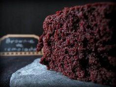 Brownies de chocolate con remolacha, ¡sin azúcar ni harina! Sin Gluten, Gluten Free, Good Food, Keto, Cupcakes, Cooking, Healthy, Sweet, Desserts