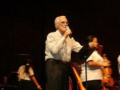 Maestro Profesor Osvaldo Nolé, el mundo coral y de la música en el Zulia queda en deuda con Usted, gracias siempre!!