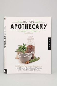 The Home Apothecary By Stacey Dugliss-Wesselman - Urban Outfitters
