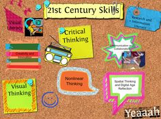 21st century skills needed - Google Search