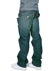 Levi's Herren Jeans Loose Fit dark blue 34: Amazon.de: Sport & Freizeit