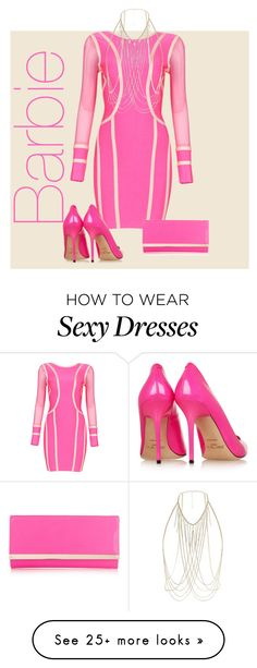 """""""Untitled #75"""" by styledbyloho on Polyvore featuring Jimmy Choo and Miss Selfridge"""