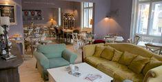 Smokvica Kralja Petra | Boba Smoothie, Sofa, Couch, 2015 Trends, Belgrade, Petra, Places, Furniture, Home Decor