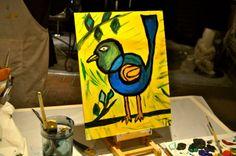 Dene Gallery / Cork and Canvas / 2014 /  Artist: T-dawg Ross