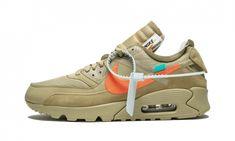 e46484bdaa7 Womens size the perfect Nike Off-White Air Max 90   OW Desert Ore UA shoes