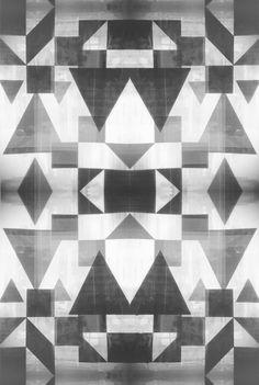 Geometrics - Nancy Straughan Printed Textiles