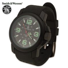 Smith & Wesson Amphibian Commando Tactical Military Police Black Watch