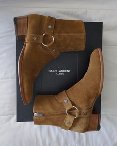 Men's Shoes, Shoe Boots, Shoes Sneakers, Leather Chelsea Boots, Saint Laurent Paris, Leather Loafers, Shoe Game, Jeans And Boots, Men Dress