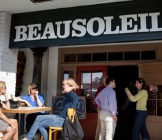 Beausoleil is located in Baton Rouge, Louisiana. Chef Nathan Gresham has built the Beausoleil menu around fresh, local ingredients.