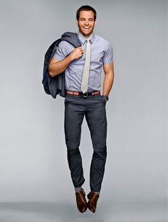 Captain Kirk is so GQ: Urban Gentleman Chris Pine in Summer Suits | The Urban Gentleman | Men's Fashion Blog | Men's Grooming | Men's Style