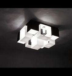 Τσακιρέλης - ΦΩΣ - ΦΩΤΙΣΤΙΚΑ ΕΣΩΤΕΡΙΚΟΥ ΧΩΡΟΥ - ΟΡΟΦΗΣ - ΜΟΝΤΕΡΝΑ Sense Of Sight, Ultra Violet, Cube, Lighting, Home Decor, Outfits, Art, Art Background, Decoration Home