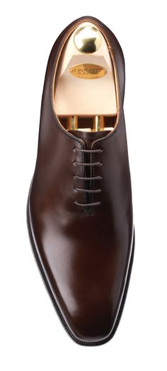 Alex - Dark Brown Burnished Calf