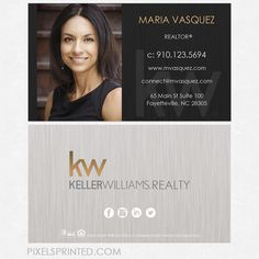 Vintage gold key business card business cards pinterest real keller williams business cards weichert marketing products realtor business cards real estate agent colourmoves