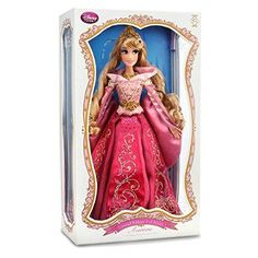 "Disney Store Exclusive Limited Edition Sleeping Beauty Aurora Doll - 17"" by Disney [並行輸入品]"