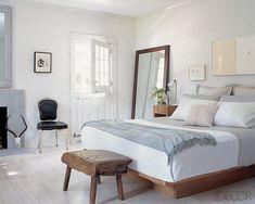 Por lo tanto, hacer que su dormitorio romántico - 8 consejos muy sencillos - Cómoda casa