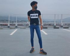 Super Skinny Jeans, Skinny Pants, Kaito, Cool Style, Mens Fashion, Guys, Hair Styles, Heaven, Curly