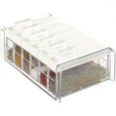 Spicebox kruidendoos wit