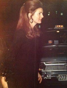 Jacqueline in 1966
