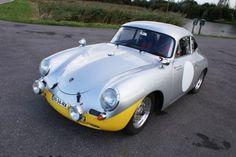 Porsche 356 B T5 Rally