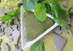 Recette : Masque purifiant anti-imperfections Neem & Menthe verte - Aroma-Zone