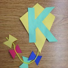 k is for kite letter k kite alphabet letter crafts abc crafts preschool