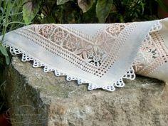 Старá каламáрка: Изящная вышивка