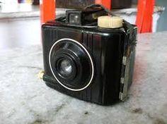 camara fotografica antigua -