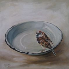 Still Life - cherylart Mini Paintings, Animal Paintings, Book Page Art, Still Life Art, Wildlife Art, Acrylic Art, Watercolour Painting, Be Still, Farmhouse Decor