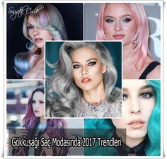 Gökkuşağı Saç Modasında 2017 Trendleri  http://www.sosyetikcadde.com/gokkusagi-sac-modasinda-2017-trendleri/