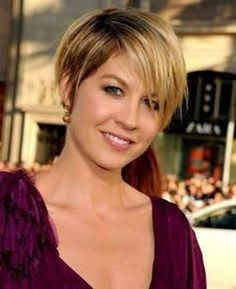 「short hairstyles for plus size round faces」の画像検索結果