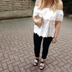 Date night outfit  #fbloggers #datenight